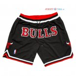 Chicago Bulls - Pantalon NBA Nike Retro Noir 2018