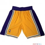 Angeles Lakers - Pantalon NBA Jaune