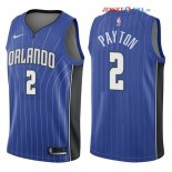 Orlando Magic - Maillot NBA Elfrid Payton 2 Bleu Icon 2017/2018