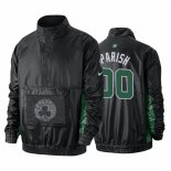Boston Celtics-Survetement NBA Robert Parish 00 Noir