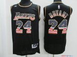 USA Flag Special Edition - Maillot NBA Bryant 24 Noir