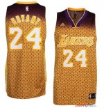 Los Angeles Lakers - Maillot NBA Bryant 24 Or Retentisse Fashion
