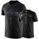 New Orleans Pelicans-T-Shirt NBA Zion Williamson Noir