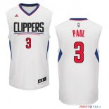 Los Angeles Clippers - Maillot NBA Chris Paul 3 Blanc