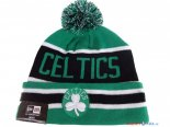 Boston Celtics - 2017 Tricoter un Bonnet NBA Vert Noir