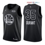2018 All Star - Maillot NBA Kevin Durant 35 Noir