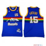 Denver Nuggets - Maillot NBA Carmelo Anthony 15 Bleu