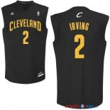 Cleveland Cavaliers - Maillot NBA Kyrie Irving 2 Noir