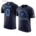 Memphis Grizzlies - T-Shirt NBA De'anthony Melton 0 Marine