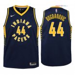 Indiana Pacers - Maillot Junior NBA Bojan Bogdanovic 44 Marine Icon 2018