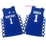 Kentucky - Maillot NCAA Devin Booker 1 Bleu