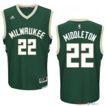Milwaukee Bucks - Maillot NBA Khris Middleton 22 Vert