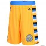 Denver Nuggets - Pantalon NBA Jaune