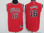 Chicago Bulls - Maillot Junior NBA Pau Gasol 16 Rouge