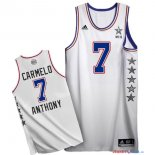 2015 All Star - Maillot NBA Carmelo Anthony 7 Blanc