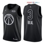 2018 All Star - Maillot NBA Bradley Beal 3 Noir