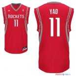 Houston Rockets - Maillot NBA Yao Ming 11 Rouge