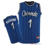 Orlando Magic - Maillot NBA Anfernee Hardaway 1 Bleu
