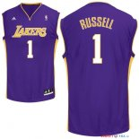Los Angeles Lakers - Maillot NBA D'Angelo Russell 1 Pourpre