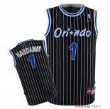 Orlando Magic - Maillot NBA Anfernee Hardaway 1 Noir