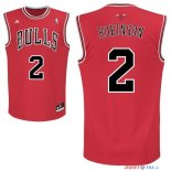 Chicago Bulls - Maillot NBA Nate Robinson 2 Rouge