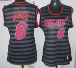 Groove Fashion - Maillot Femme NBA LeBron James 6