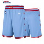 Chicago Bulls - Pantalon NBA Bleu Ville 2019-20