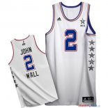 2015 All Star - Maillot NBA John Wall 2 Blanc