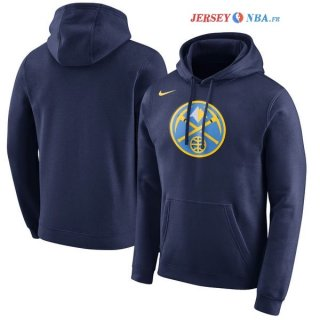 Utah Jazz - Sweat Capuche NBA Nike Marine