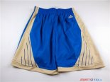 2015 Noël - Pantalon NBA Golden State Warriors Bleu