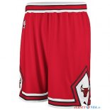 Nike Chicago - Pantalon NBA Bulls Rouge