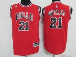 Chicago Bulls - Maillot Junior NBA Jimmy Butler 21 Rouge