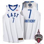 2016 All Star - Maillot NBA Carmelo Anthony 7 Blanc