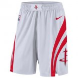 Houston Rockets - Pantalon NBA Blanc