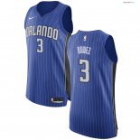Orlando Magic - Maillot NBA Damjan Rudez 3 Bleu Icon 2017/2018
