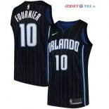 Orlando Magic - Maillot NBA Evan Fournier 10 Noir Statement 2017/2018