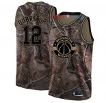 Washington Wizards - Maillot NBA Kelly Oubre Jr 12 Camo Swingman Collection Realtree 2018