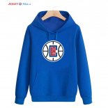Los Angeles Clippers-Sweat Capuche NBA Bleu