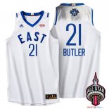 2016 All Star - Maillot NBA Jimmy Butler 21 Blanc