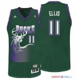 Milwaukee Bucks - Maillot NBA Monta Ellis 11 Vert