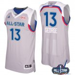 2017 All Star - Maillot NBA Paul George 13 Gray