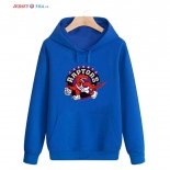 Totonto Raptors-Sweat Capuche NBA Bleu