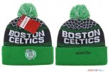 Boston Celtics - 2016 Tricoter un Bonnet NBA Vert