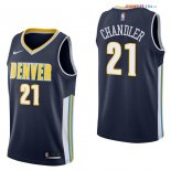 Denver Nuggets - Maillot NBA Wilson Chandler 21 Marine Icon 2017/2018
