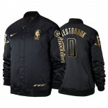 Houston Rockets-Survetement NBA Russell Westbrook 0 Noir