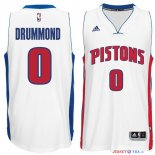 Detroit Pistons - Maillot NBA Andre Drummond 0 Blanc
