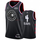 2019 All Star - Maillot NBA Victor Oladipo 4 Noir