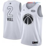 2018 All Star - Maillot NBA John Wall 2 Blanc