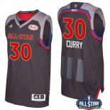 2017 All Star - Maillot NBA Stephen Curry 30 Charbon