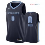Memphis Grizzlies - Maillot NBA JaMychal Green 0 Marine Icon 2018/2019